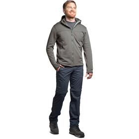 Tatonka Lhys Hooded Jacket Men, bark grey